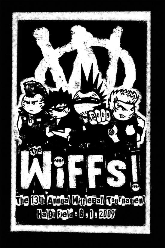 Wiffle Anarchy Shirt back5